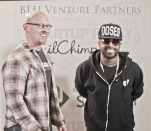 Jermaine Dupri at Startup Rally at Hypepotemus Atlanta